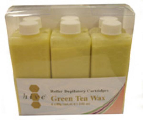 Vahapatruuna Green Tea 6 kpl á 80g