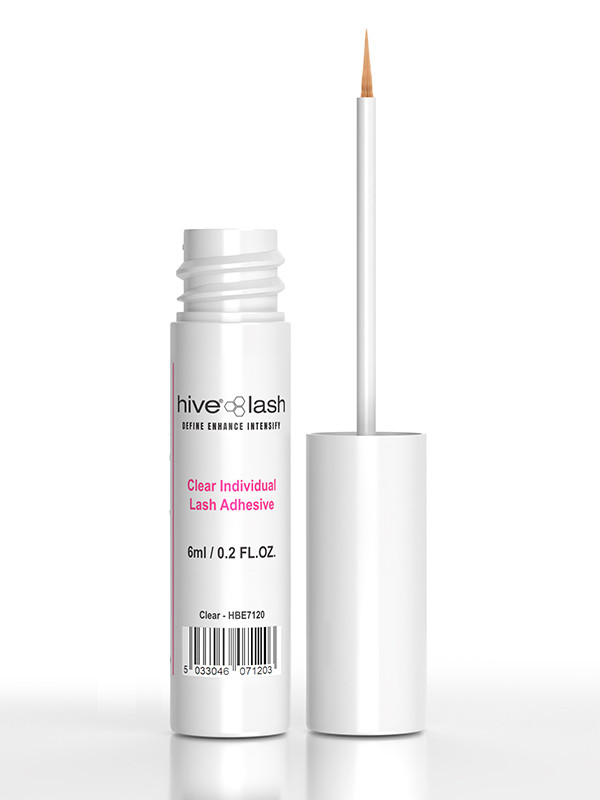 Individual Lash Adhesive ripsiliima, kirkas 6 ml