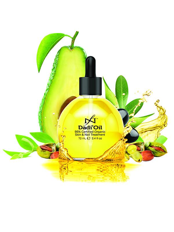 Dadi' Oil -hoitoöljy 72 ml