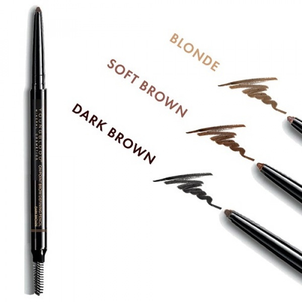 YB On Point Brow Defining Pencil, Soft Brown