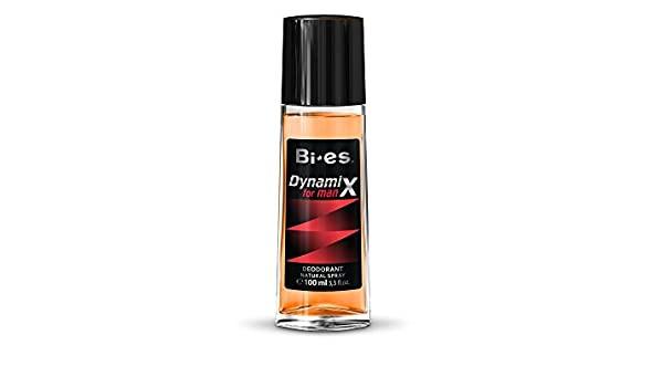 Bi-es Dynamix Body spray for man 100ml