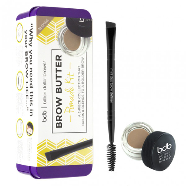Billion Dollar Brow Brow Butter Pomade Light Kit