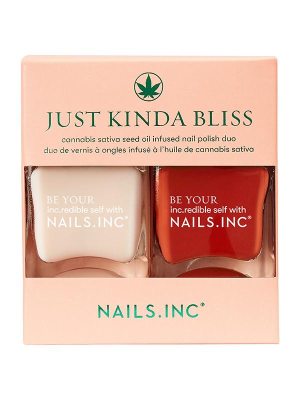 NailsInc kynsilakkapakkaus Just Kinda Bliss