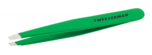 Tweezerman Slant Tweezer vihreä