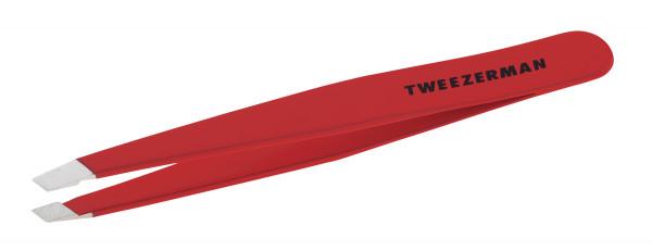 Tweezerman Slant Tweezer tumma punainen