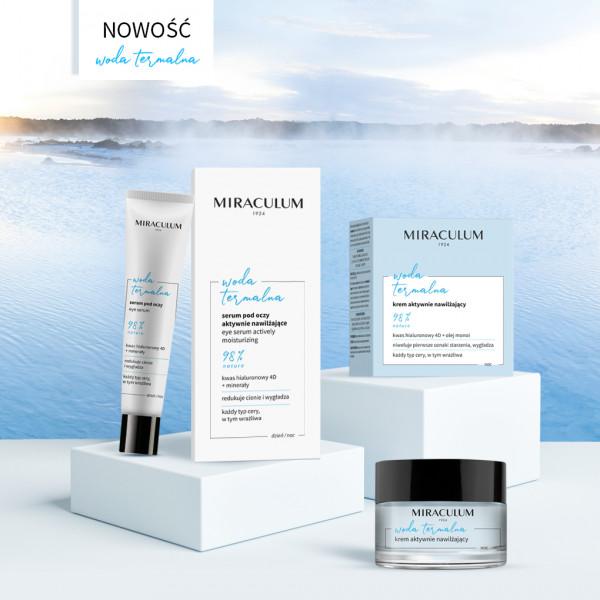 Miraculum hoitovoidepakkaus 3 tuotetta