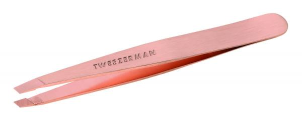 Tweezerman Slant Tweezer Rose Gold