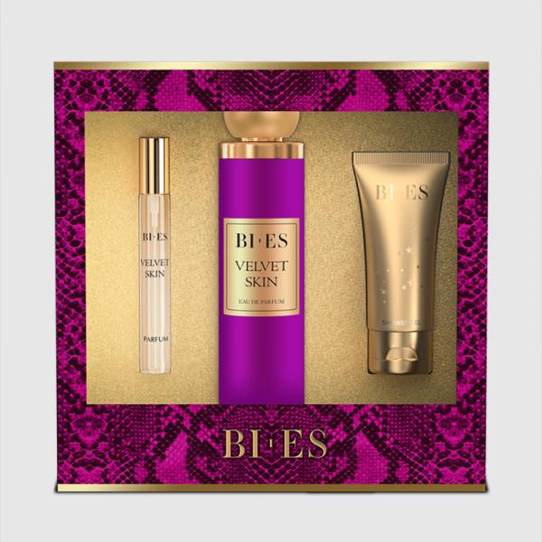 Bi-es Lahjapakkaus Velvet Skin