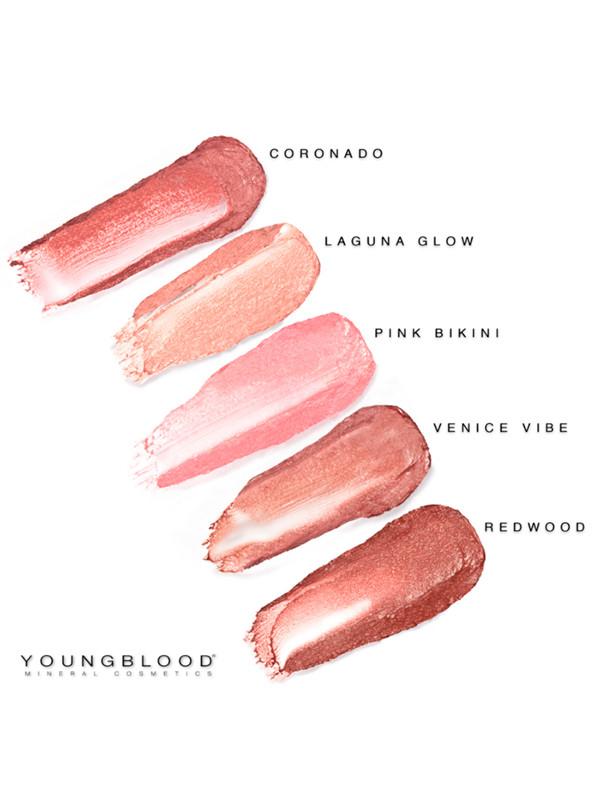 YB Sheer Lip Crayon, Pink Bikini