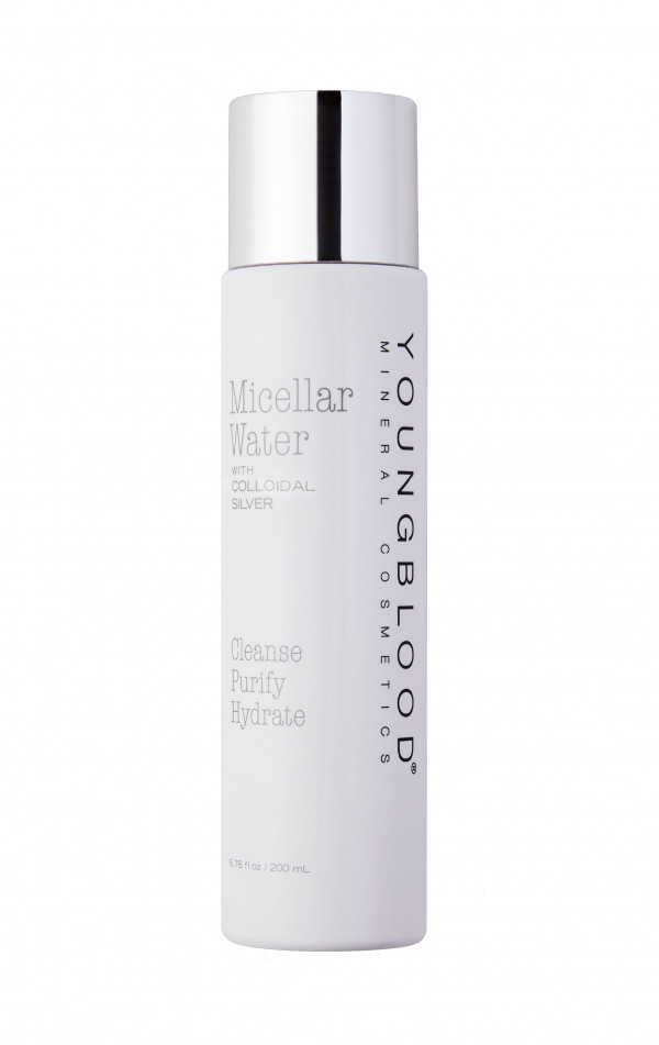 YB Micellar Water with Collodial Silver