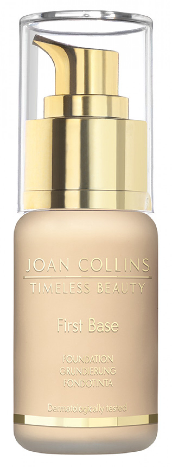 Joan Collins First Base Foundation, cool fair