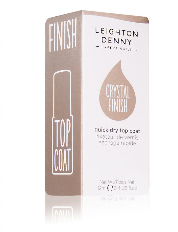 LD Crystal Finish päällyslakka 12ml