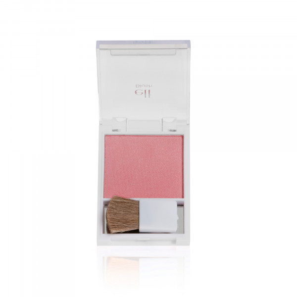 Elf essentials+ blush with brush, blushing