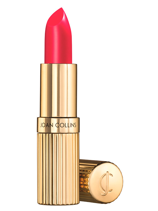 Joan Collins Divine Lips lipstick, fontaine