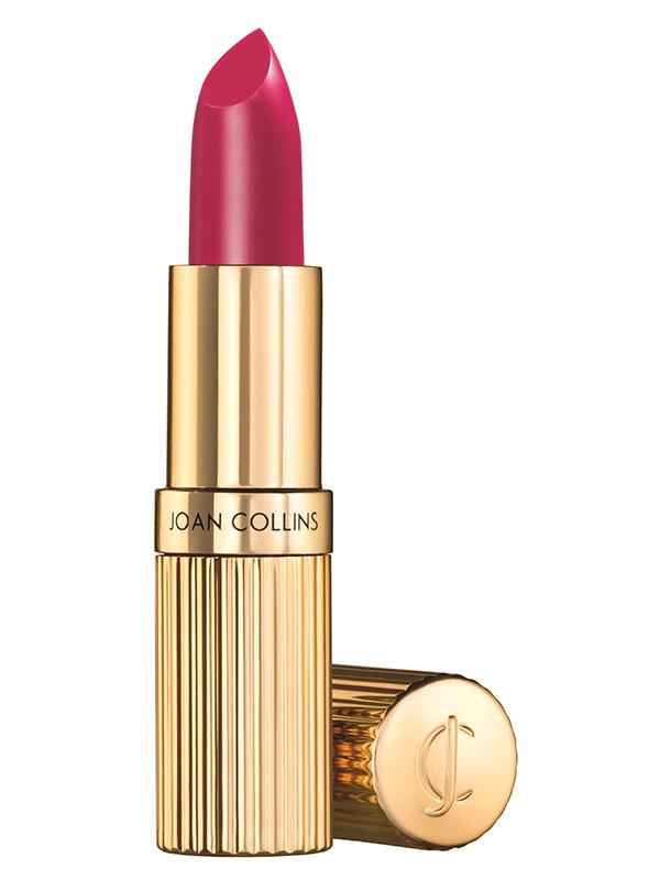 Joan Collins Divine Lips lipstick, melanie