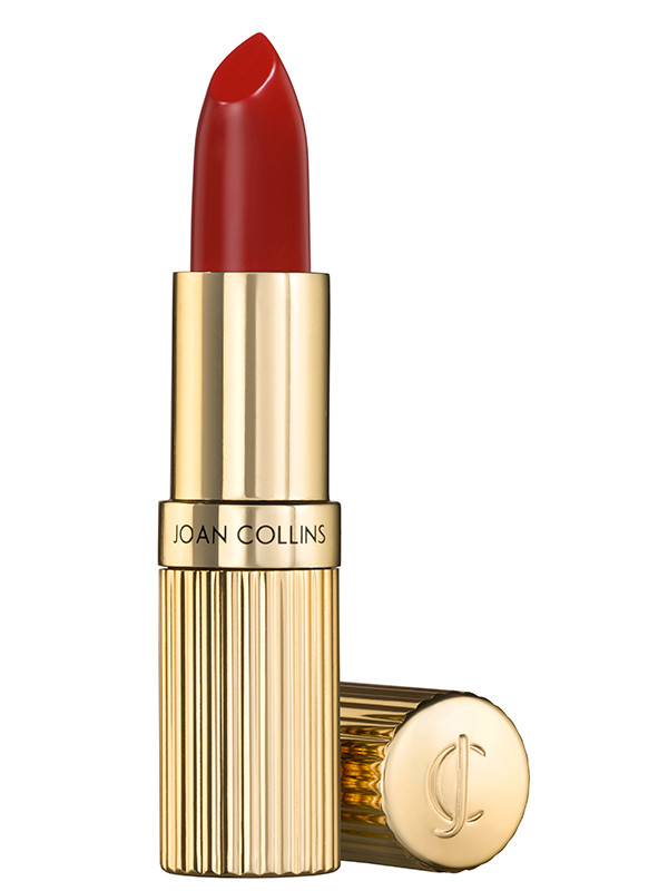 Joan Collins Divine Lips lipstick, crystal