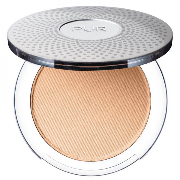 Pur 4-in-1pressed mineral makeup, golden  medium