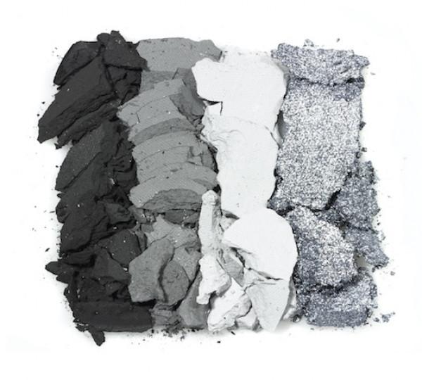 Joan Collins Eyeshadow Quad, misty creys & silver