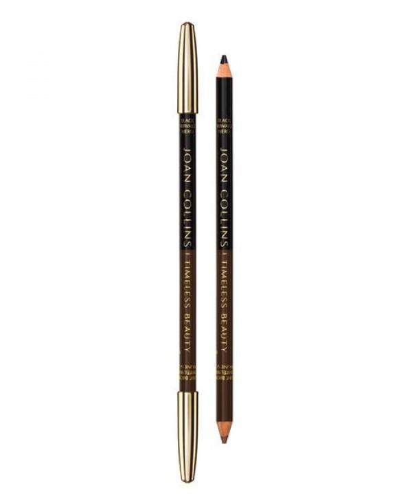 Joan Collins Contour Eyebrow Pencil musta/ruskea