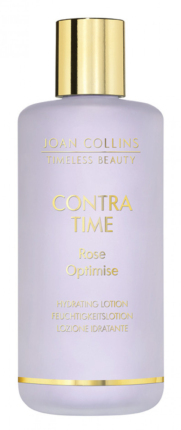 Joan Collins Rose Optimise Lotion