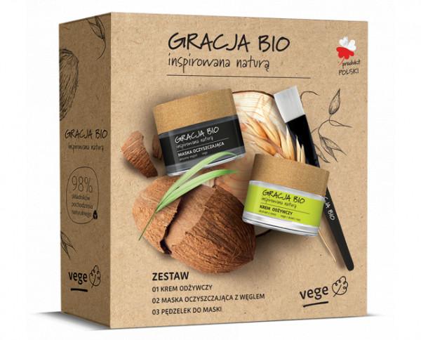 Gracja Bio lahjapakkaus kasvot