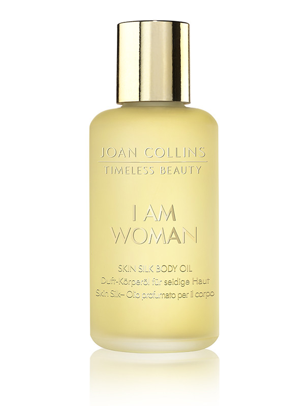 Joan Collins Skin Silk Body Oil 100ml