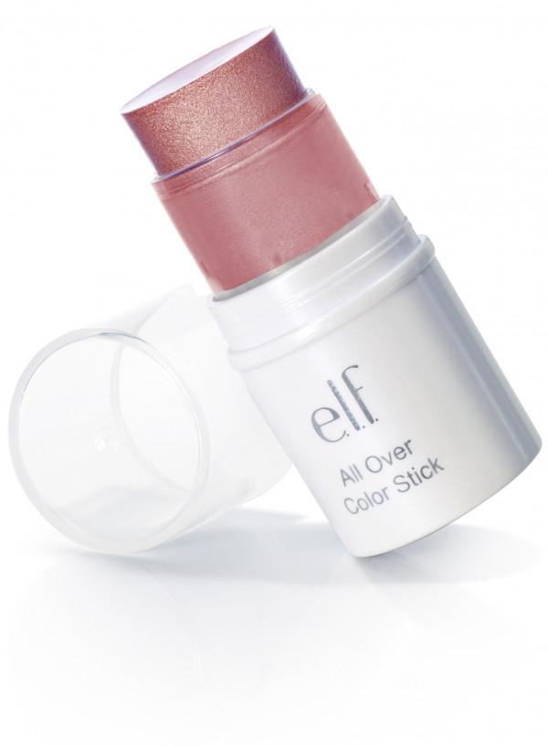 Elf essentials all over color stick, pink lemonade