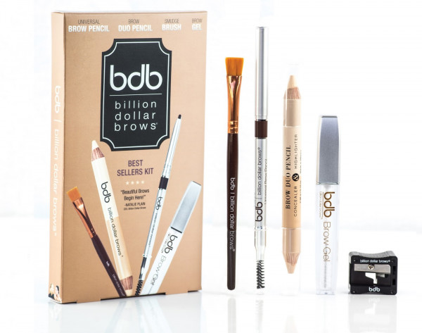 Billion Dollar Brows Best Seller Kit