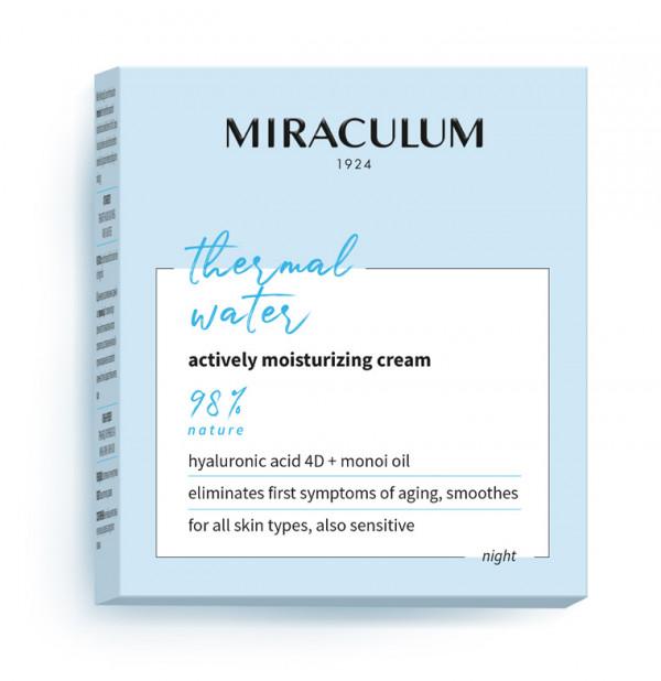 Miraculum Thermal Water Night Cream 50 ml
