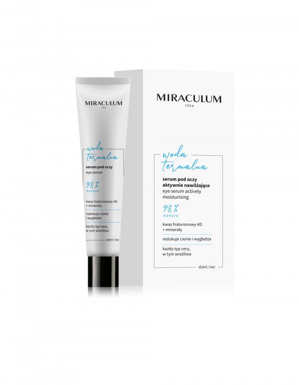 Miraculum Thermal Water Eye Serum 20 ml
