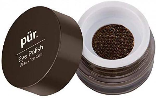 PUR eye polis-eye base+ top coat, caviar