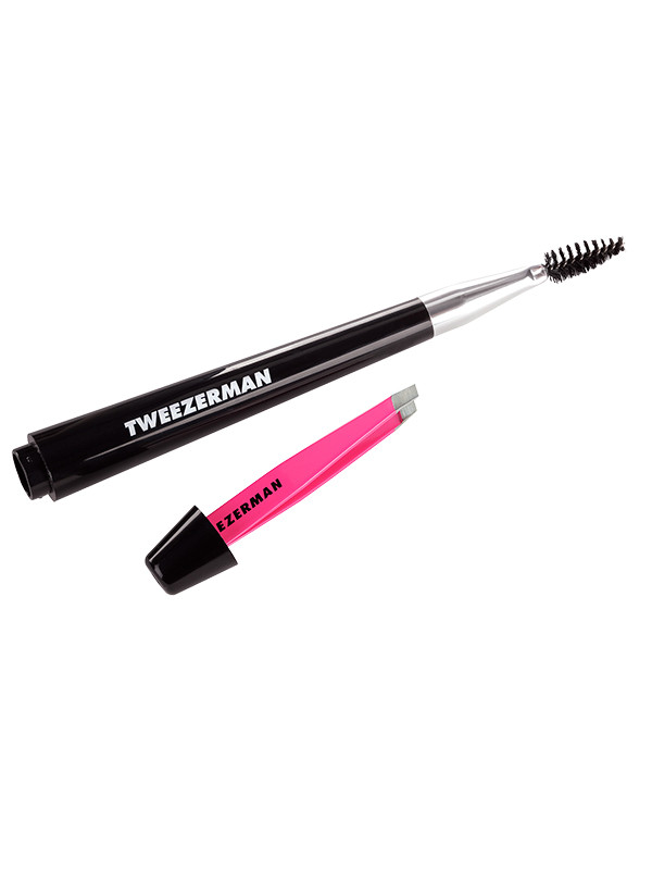 Tweezerman Hide Away Brow Brush