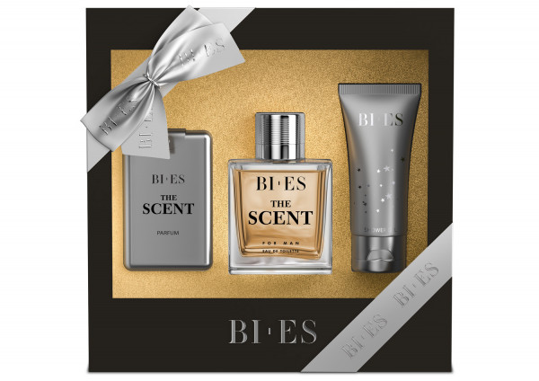 Bi-Es Lahjapakkaus The Scent for man