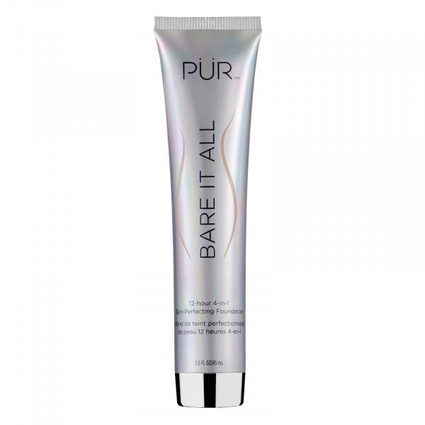 Pur 4-in1 skin perfecting foundation,blush medium