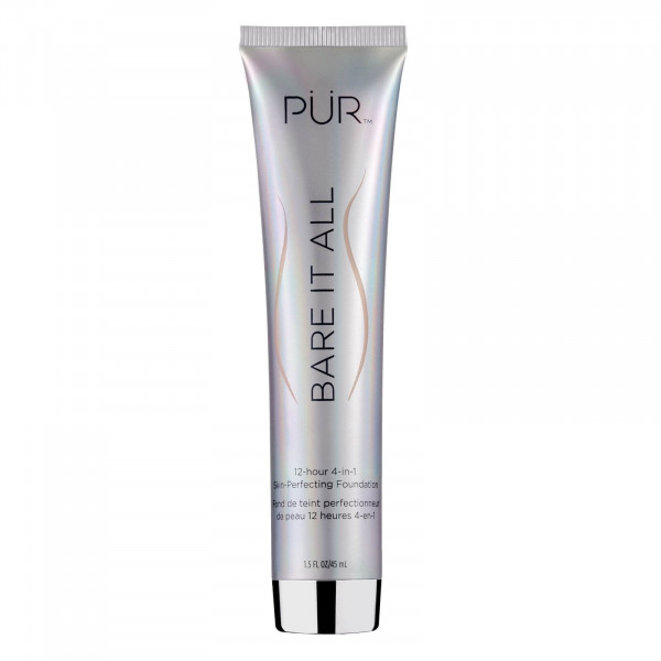 Pur 4-in1 skin perfecting foundation, tan