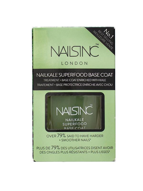 Nailsinc Nailkale Superfood Base Coat