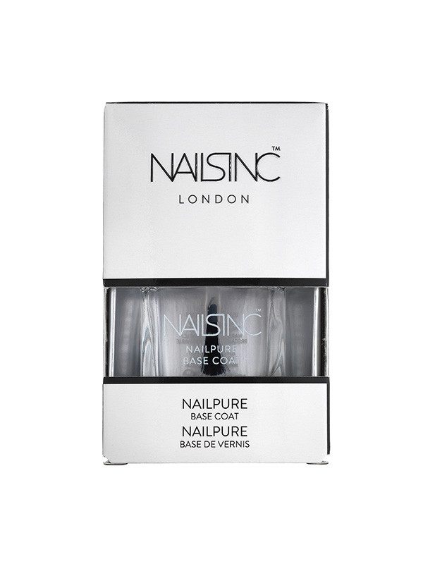 Nailsinc Nailpure  10-free Base Coat