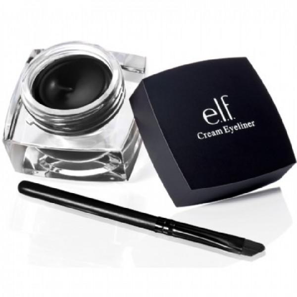 Elf Studio cream eyeliner, black