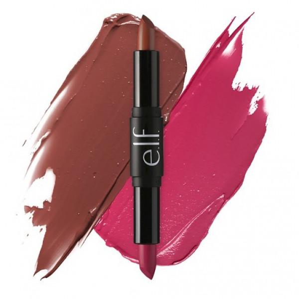 Elf Studio+ day&night lipstick duo, i love pinks