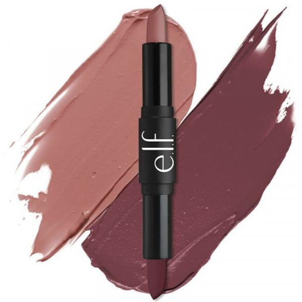 Elf Studio+ day&night lipstick duo, best berries