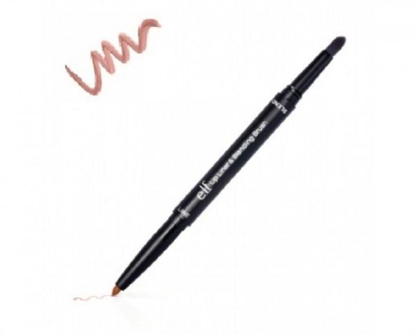 Elf Studio lip liner &blending brush, natural