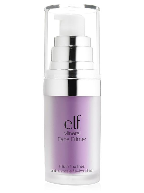 Elf Studio+ tone adjusting face primer lavender