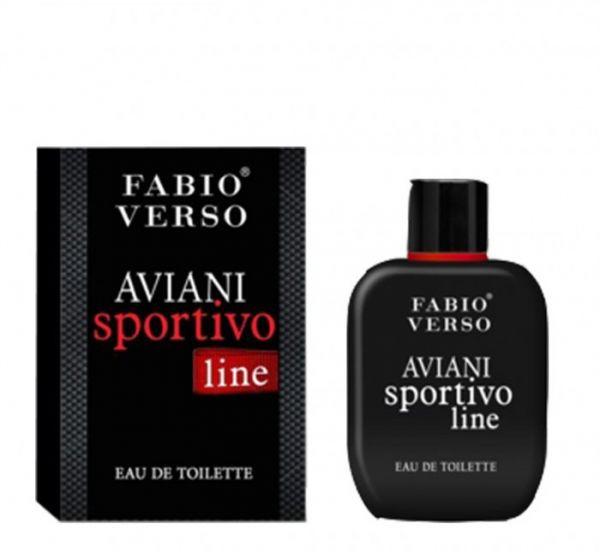 Bi-Es Fabio Verso Aviani Sportvivo Edt 100ml