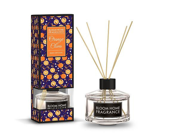 ORANGE AND CLOVES huonetuoksu 90ml