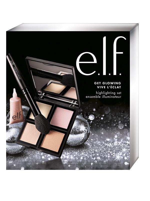 elf Get Glowing -pakkaus