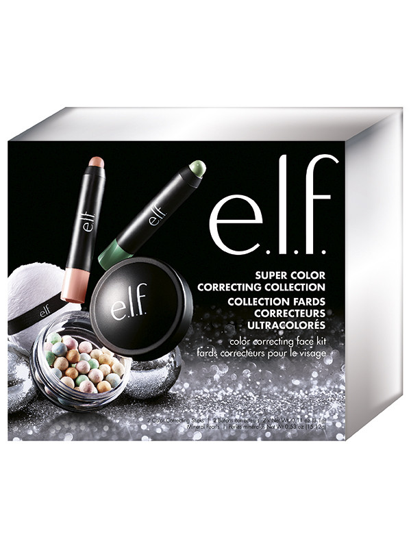elf Super Color Correcting Collection -pakkaus