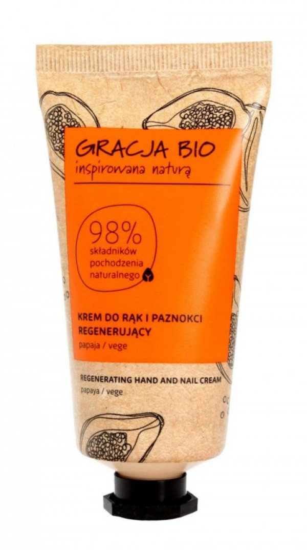 Gracja Bio Regenerating hand&nail cream 50ml