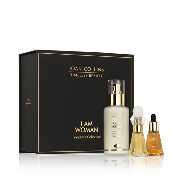 Joan Collins I AM WOMAN - Fragrance Gift Collectio