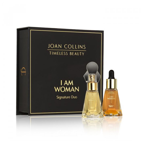 Joan Collins I AM WOMAN - Signature Duo