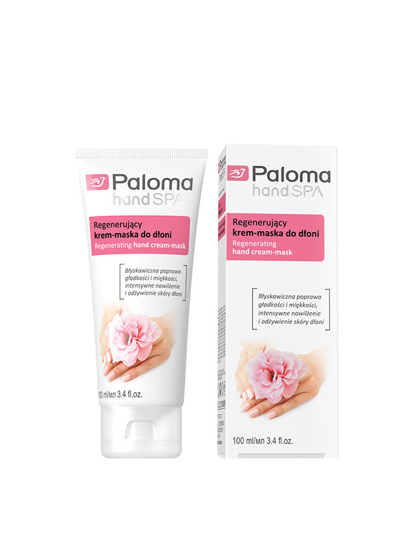 Paloma regenerating hand cream-mask 100ml